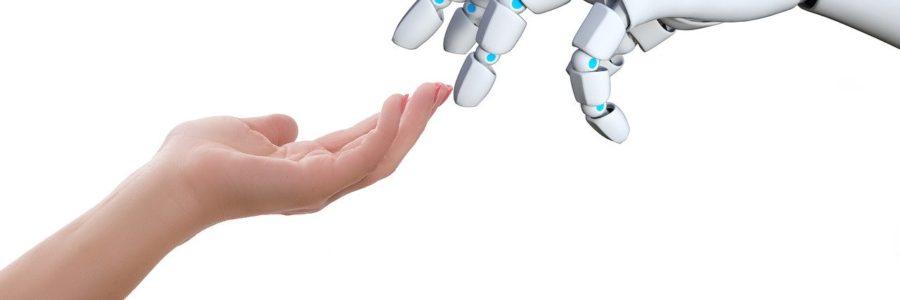Roboter Lilo und ich